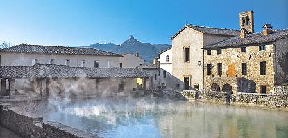 Siena Online Bagno Vignoni