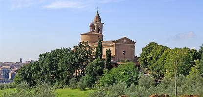 Siena Online Siena - Basilica dell'Osservanza