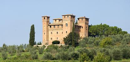Siena - Castello delle Quattro Torri