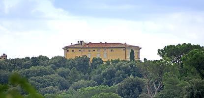 Siena Online Siena - Castello di Belcaro