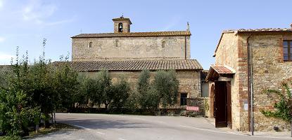 Siena Online Siena - la Certosa di Pontignano