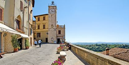 Siena Online Chianciano Terme - Centro Storico