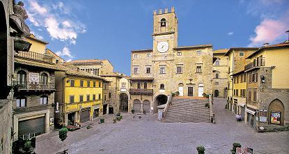 Siena Online Cortona in Val di Chiana