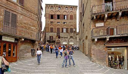 Siena Online Siena - Costarella dei Barbieri