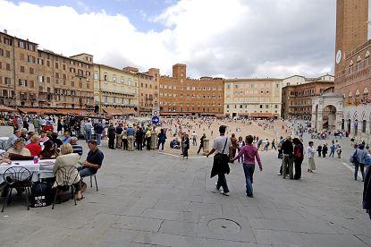 Siena Online Siena - Curva di San Martino