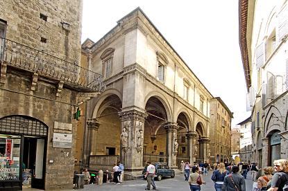 Siena Online Siena - Loggia della Mercanzia