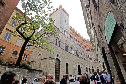 Siena Online Siena - Palazzo Chigi