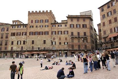 Siena Online Siena - Palazzo d'Elci degli Alessi