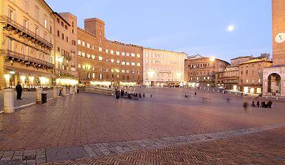 Siena Online Siena - Piazza del Campo