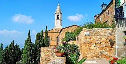 Siena Online Pienza - via dell'Amore