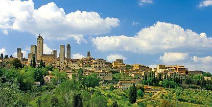 Siena Online San Gimignano