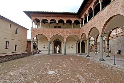 Siena Online Siena - Santuario e Casa di Santa Caterina