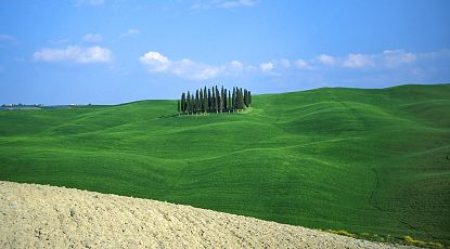 Siena - Val d'Orcia