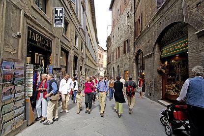 Siena Online Siena - Via di Città